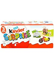 Kinder Sorpresa Huevos 3 por paquete