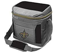 Coleman NFL Soft-Sided Insulated Cooler Bag, 16-Can Capacity, New Orleans Saints