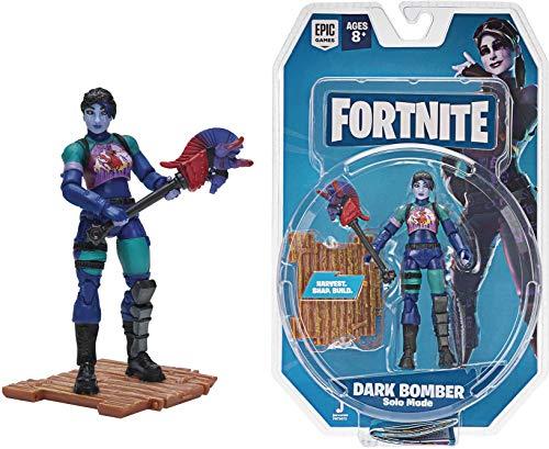 FORTNITE FNT0072 Solo Modus Figur Dark Bomber, mehrere Farben