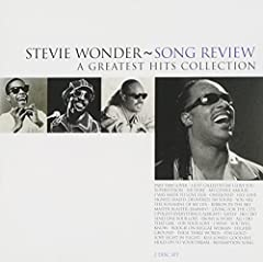 Stevie Wonder- Song Review: A Greatest Hits Collection