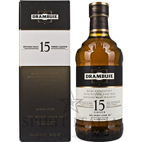 Drambuie 15 Years Old Speyside Malt Whisky-Liqueur GB 43,00 % 0.7 l.