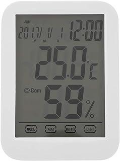 Termometr do Użytku Domowego Termometr Cyfrowy Funkcja Przełącznika ℃ / ℉ Funkcja Pamięci Wilgotności Miernik Temperatury ...