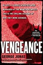 Vengeance by George Jonas (Nov 17 2005)