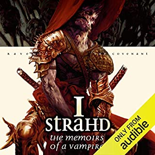 I, Strahd: The Memoirs of a Vampire audiobook cover art