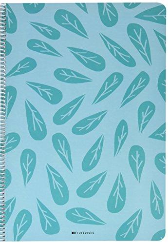 Cuaderno Espiral Folio 80 Hojas, Nº 46, 1 unidad, colores surtidos