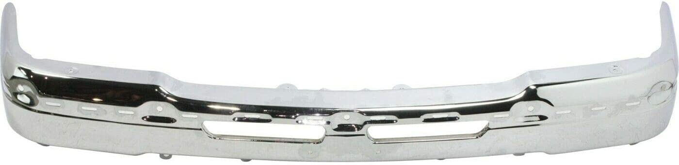 Deebior Chrome Front Max 90% OFF Bumper Face Cheap bargain Bar 2002-2007 Compatible A with