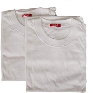 9435ed4095b036 RAGNO Confezione 2 t-Shirt Uomo Cotone Manica Corta Girocollo Sport Art .601415