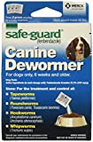 Safe-Guard (fenbendazole) Canine Dewormer for Dogs, 2gm pouch (ea....