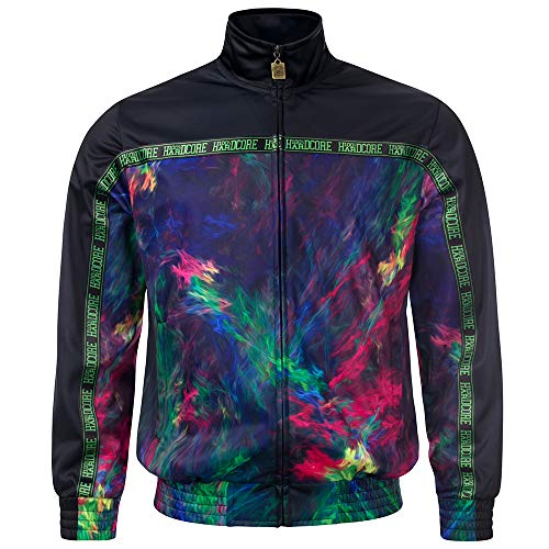 100% Hardcore Print Trainingsjacke Dragon Breath 2.0