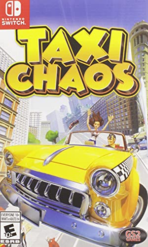 Taxi Mayhem (輸入版:北米) – Switch