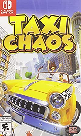 Taxi Chaos - Nintendo Switch