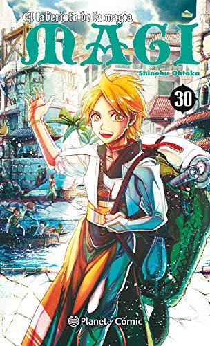 Magi El laberinto de la magia nº 30/37 (Manga Shonen)