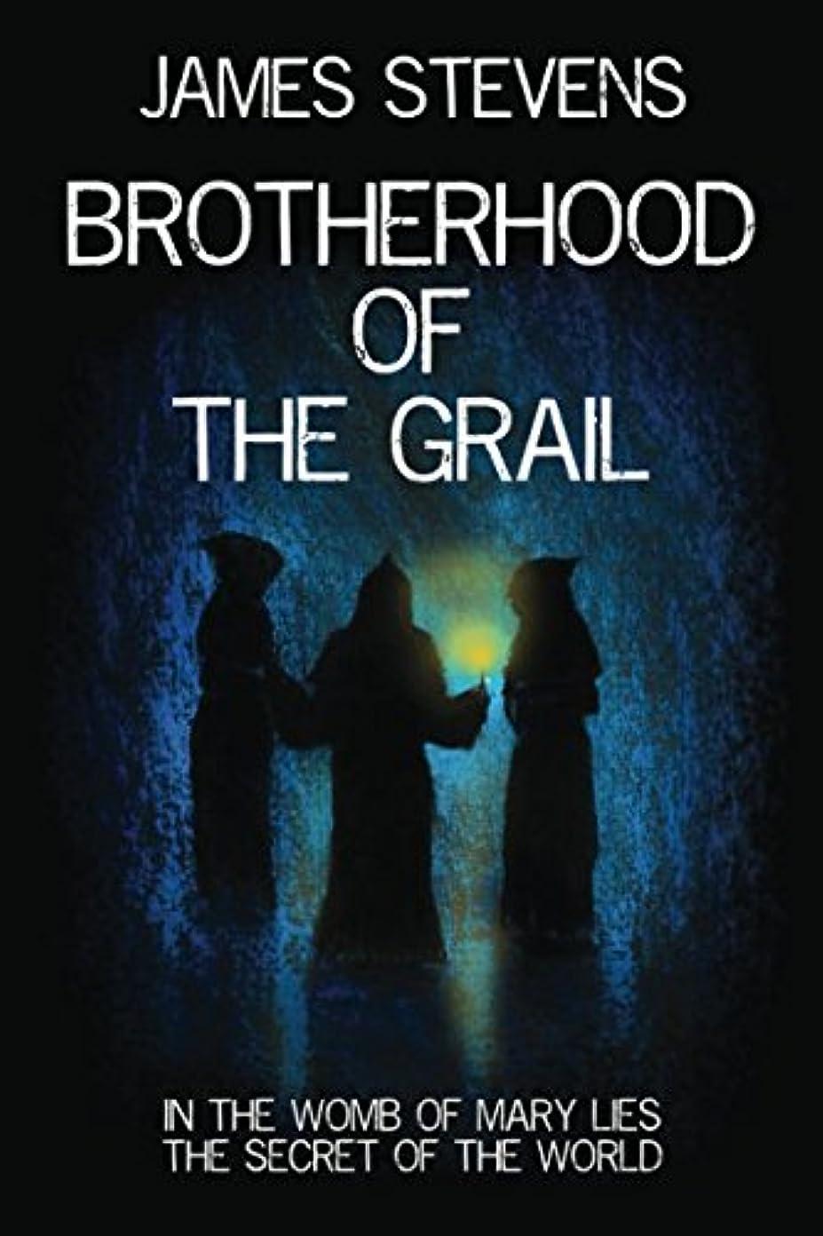 タール中性世紀BROTHERHOOD OF THE GRAIL: In The Womb Of Mary Lies The Secret Of The World (The Lucas Jericho series)