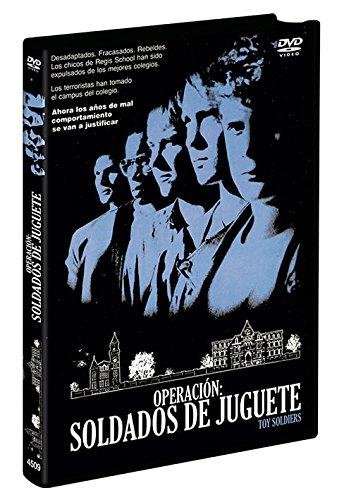 Operación Soldados de Juguete DVD 1991 Toy Soldiers
