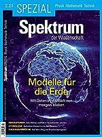 Spektrum Spezial - Modelle fuer die Erde: Mit Daten in die Welt von morgen blicken