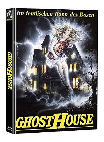 Ghosthouse - Mediabook - Limited Edition auf 111 Stück (+ Bonus-DVD mit weiterem Horrorfilm) [Blu-ray]