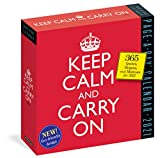 Keep Calm and Carry on 2021 Calendar - Workman Publishing