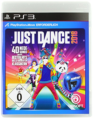 Just Dance 2018 - PlayStation 3 [Importación alemana]