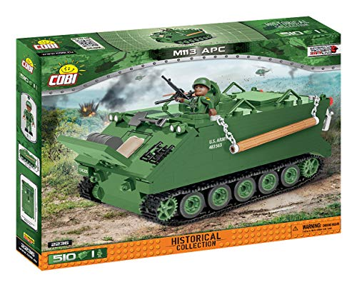COBI Maqueta Tanque M113 APC. Historical Collection. Mod 2236.