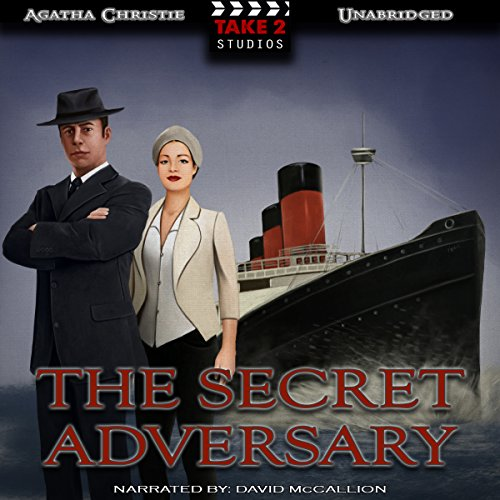 Couverture de The Secret Adversary