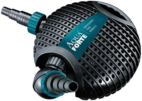AquaForte Filter-/Teichpumpe O-18000, 220W, 17,5m³/h, Förderhöhe 6m