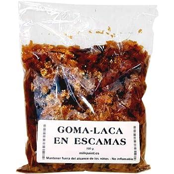 Promade - Goma Laca LEMON en escamas Promade (100 gr): Amazon.es ...