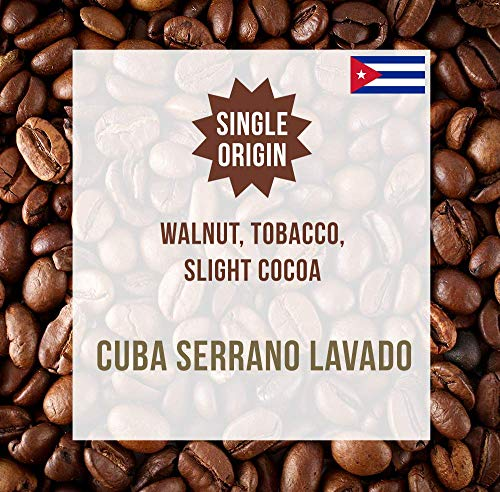 Cuba Serrano Lavado 1KG - Single Origin Kaffeebohnen - Coffee World