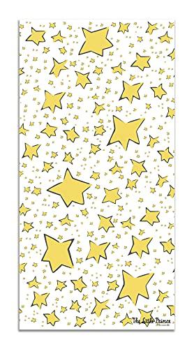 Panorama Alfombra Vinílica El Principito Collage Estrellas 60x110 cm - Alfombra Cocina Vinilo - Alfombra Infantil El Principito - Alfombras Grandes - Alfombras PVC Niños
