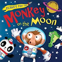Monkey-on-the-moon-/-text-by-Jonathan-Litton-;-paper-engineering-by-Michael-Caputo.