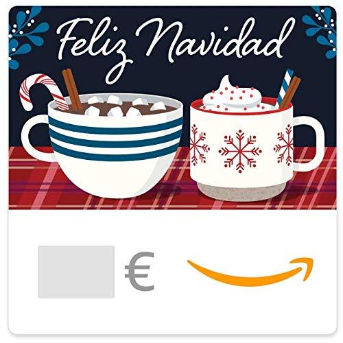 Cheques Regalo de Amazon.es - E-mail - Taza de Navidad