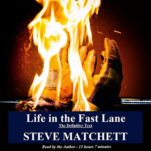 Life in the Fast Lane audiobook cover art