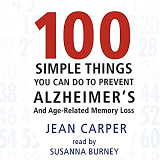 100 Simple Things You Can Do to Prevent Alzheimer's cover art