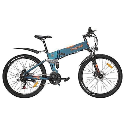 Eleglide F1 Plegable Bicicleta Eléctrica 26