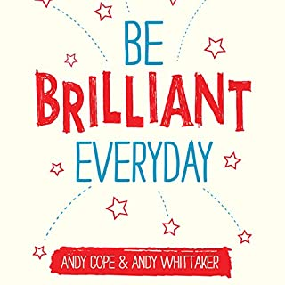 Be Brilliant Every Day cover art