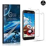 SONWO Galaxy S7 Verre Trempé, Protection écran Résistant aux éraflures Glass...