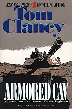 Paperback Armored Cav (Tom Clancy's Military Reference) Book