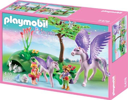 Playmobil 5478 - Königskinder beim Baby-Pegasus