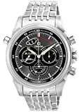 オメガ 腕時計 デ ビル グレー文字盤 自動巻 クロノグラフ デイト 100M防水 422.10.44.51.06.001 並行輸入品