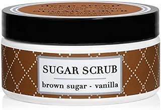 Deep Steep Sugar Scrub, Brown Sugar Vanilla, 8 Ounce