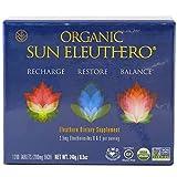 SUN CHLORELLA - Organic Sun Eleuthero (200mg,...