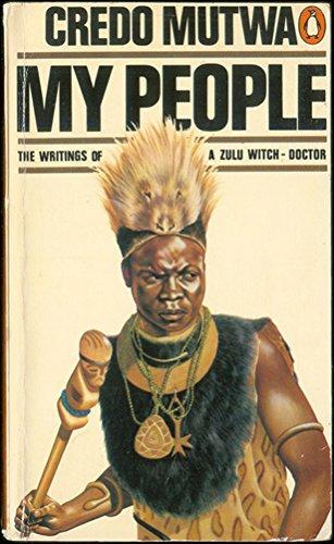 Xalqım: Credo Vusa'mazulu Mutvanın İnanılmaz Yazıları