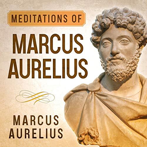 Page de couverture de Meditations of Marcus Aurelius