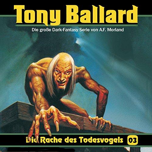 Die Rache des Todesvogels (Tony Ballard 3) Titelbild