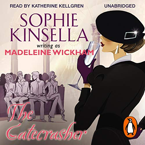 The Gatecrasher cover art