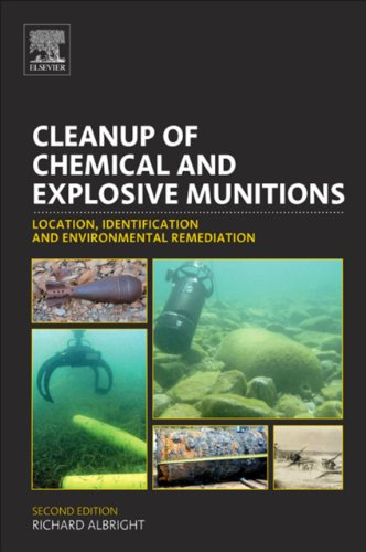 Cleanup of Chemical and Explosive Munitions: Location, Identification and Environmental Remediation (English Edition)