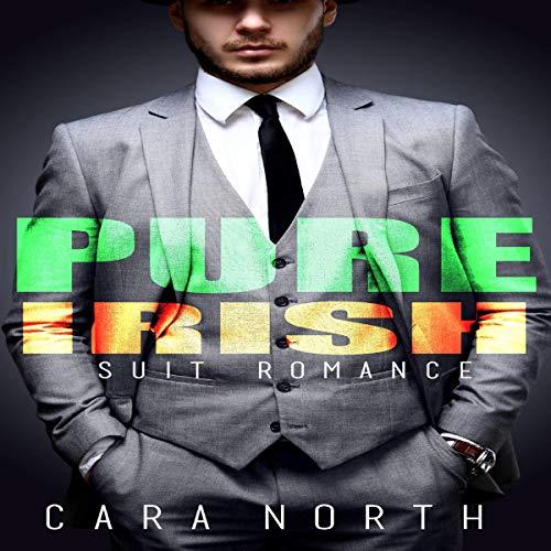 Pure Irish audiobook cover art