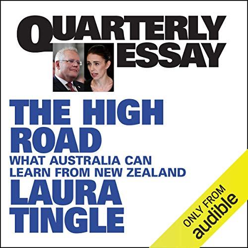Quarterly Essay 80: The High Road cover art