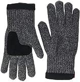 MILLET Wool Cold Weather Gloves, Mens, Black-Noir, XS