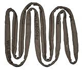 Kerbl 37743 - Eslinga Redonda (Doble Revestimiento, 3 m, Carga máxima: 4 t/8 t)