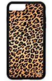 Wildflower Limited Edition Cases for iPhone 6 Plus, 7 Plus, or 8 Plus (Leopard Print)